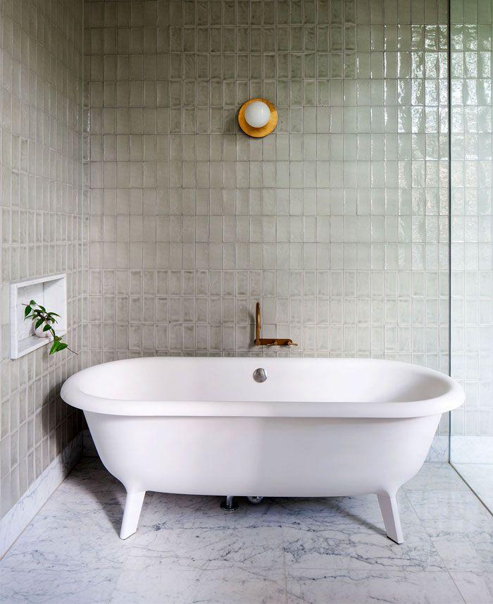 Ensuite Bathroom In Victorian House victorian home renovationhecker guthrie | bathrooms