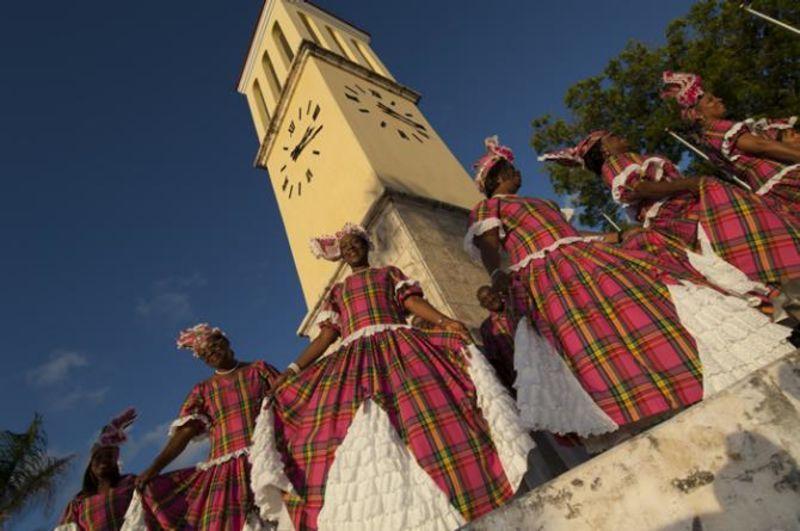 Us Virgin Islands Traditional Dress Us Virgin Islands