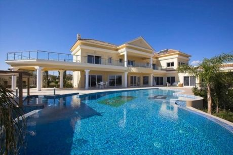 Sea View House For Sale In Pissouri Limassol Cyprus Luxury Beach House Riverside Apartment Outdoor Swimming Pool