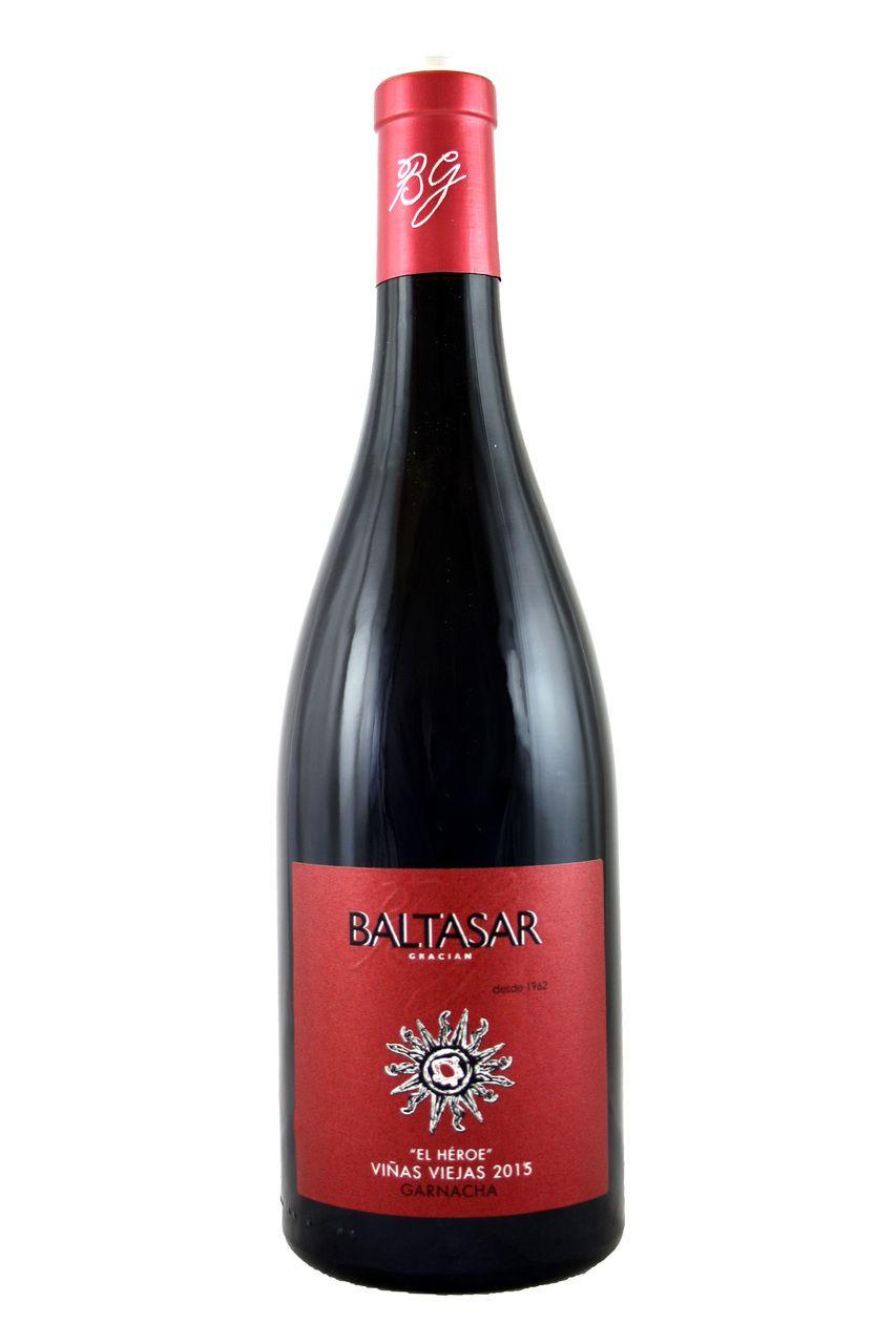 Baltasar Gracian Old Vines 2015 Wine Recipes Wine Merchant Wines