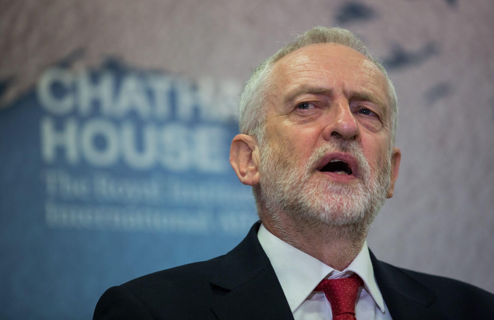 La rivincita dell'alfiere Corbyn