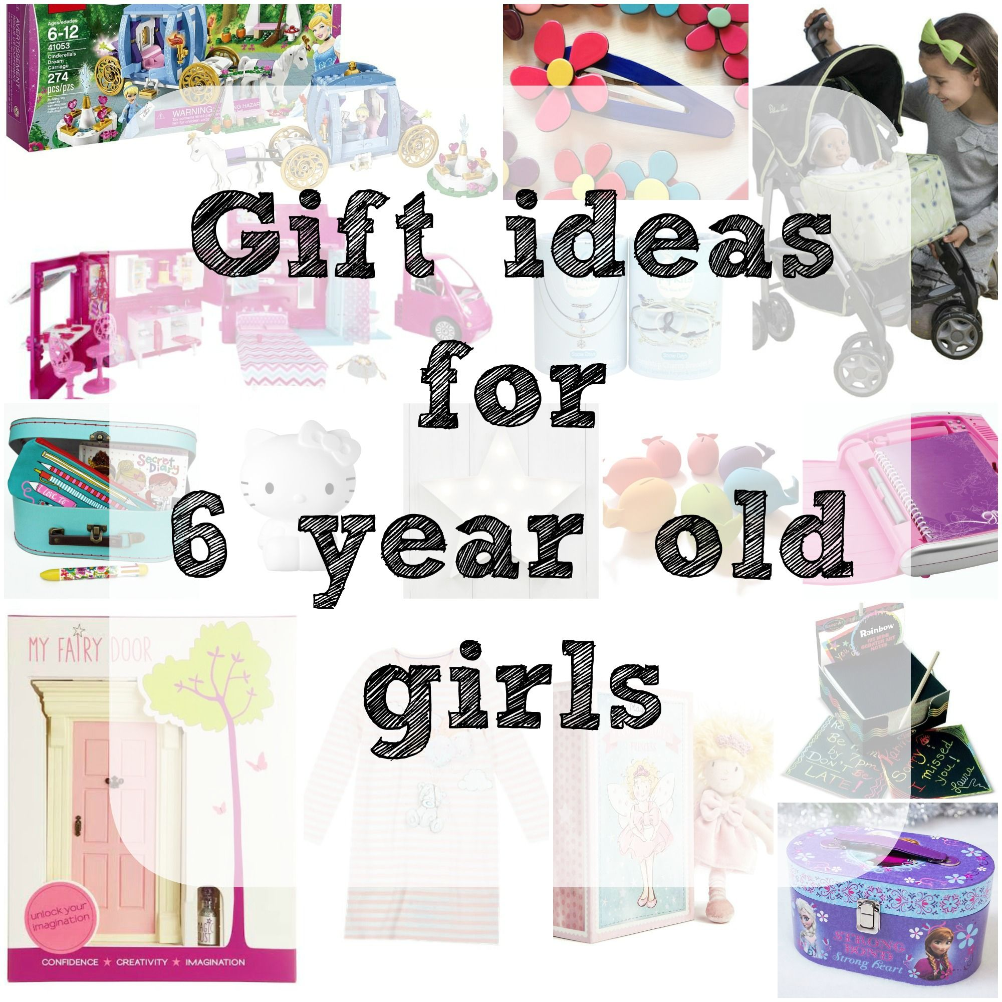 Gift ideas for girls age 6 need some inspiration for a