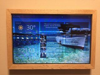 iChromium Extension dashboard - on reddit | Smart Home in