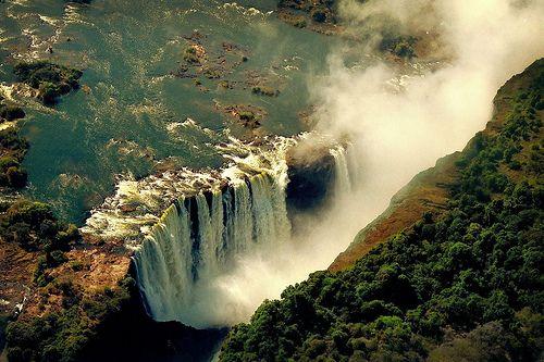 Cataratas Victoria-Zimbawe (by tapperoa)