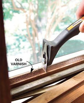 Restore Old Windows And Doors Revive The Finish Restoring Old Houses Windows And Doors Window Repair