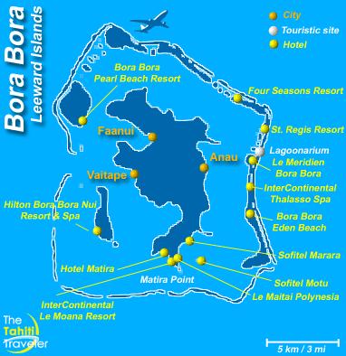 Bora Bora The Romantic Island Bora Bora Where Is Bora
