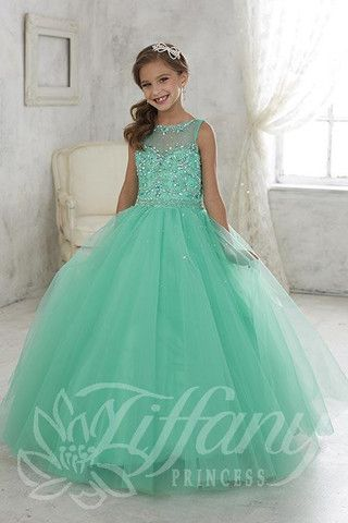 1d1c00b9039c Tiffany Princess 13442 | PAGEANTDRESSES✨ | Toddler pageant dresses ...