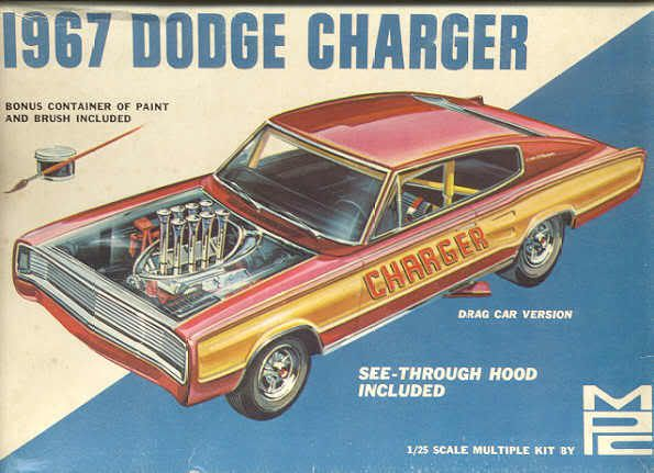Image result for MPC 1967 charger kit