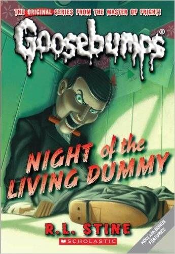 Terrifying Children's Books
