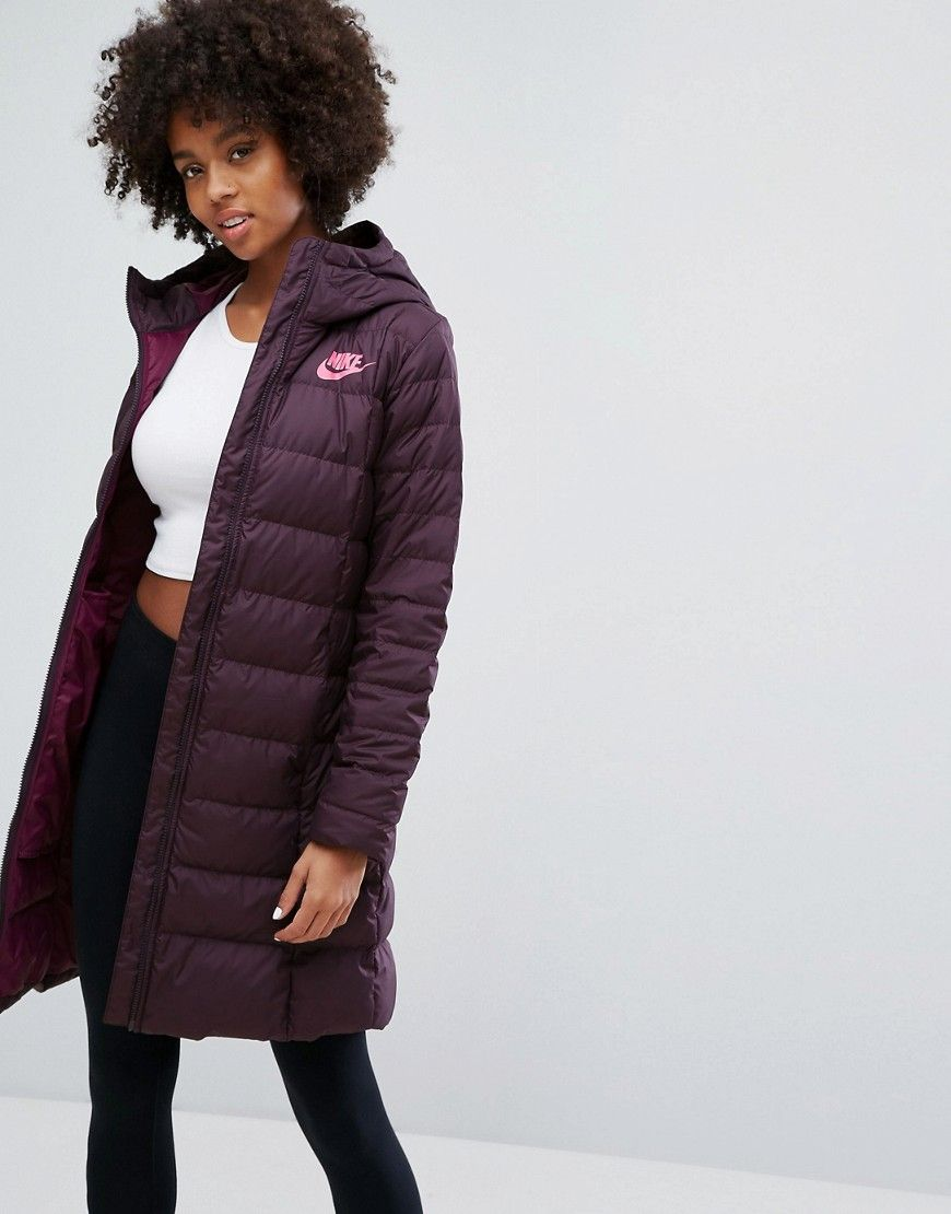 Get this Nike's quilted jacket now! Click for more details