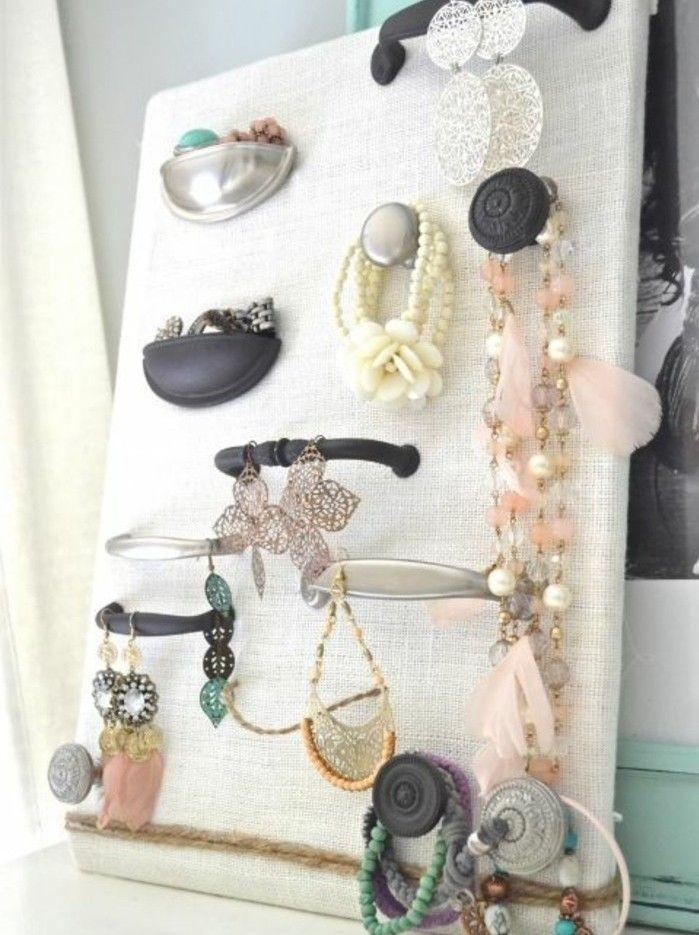▷1001+idées pour fabriquer un porte-bijoux soi-même