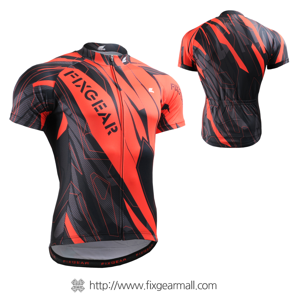 Fixgear Men S Cycling Jersey Model No Cs 6802 Unique Design And Advanced Performance Fabric Aerofix Roupas Esportivas Transfer Para Camisetas Roupas