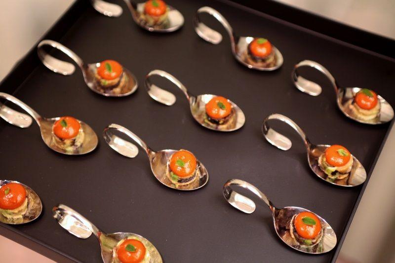 Favoloso Finger food. Idee per la presentazione elegante e attraente per un  OD58