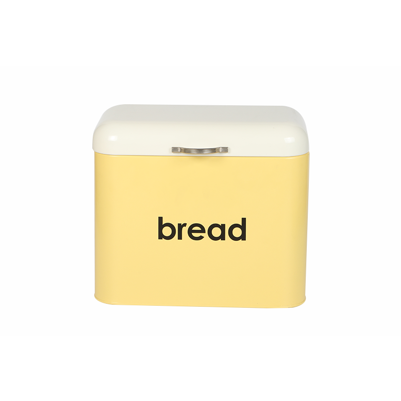 Product Name Rectangle Tin Bread Box Material Iron Art Weight Customizable Specification Rectangle Tin Bread Box