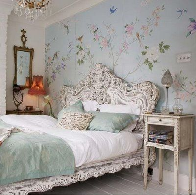 Make Room for Living: Can a bedroom be any prettier? on @weheartit.com - http://whrt.it/13vMRzh