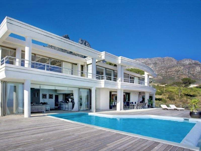 Luxury Villa To Rent Camps Bay South Africa
