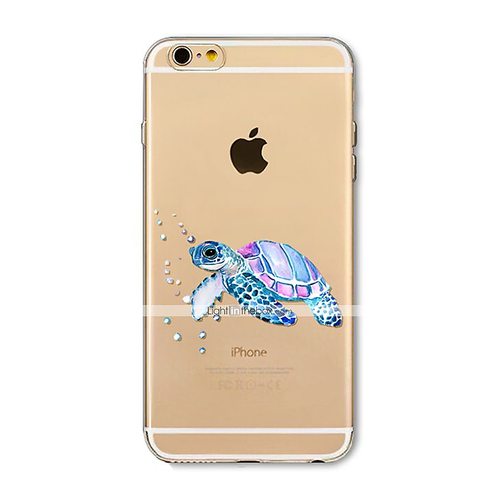 coque iphone 7 plus transparente avec motif
