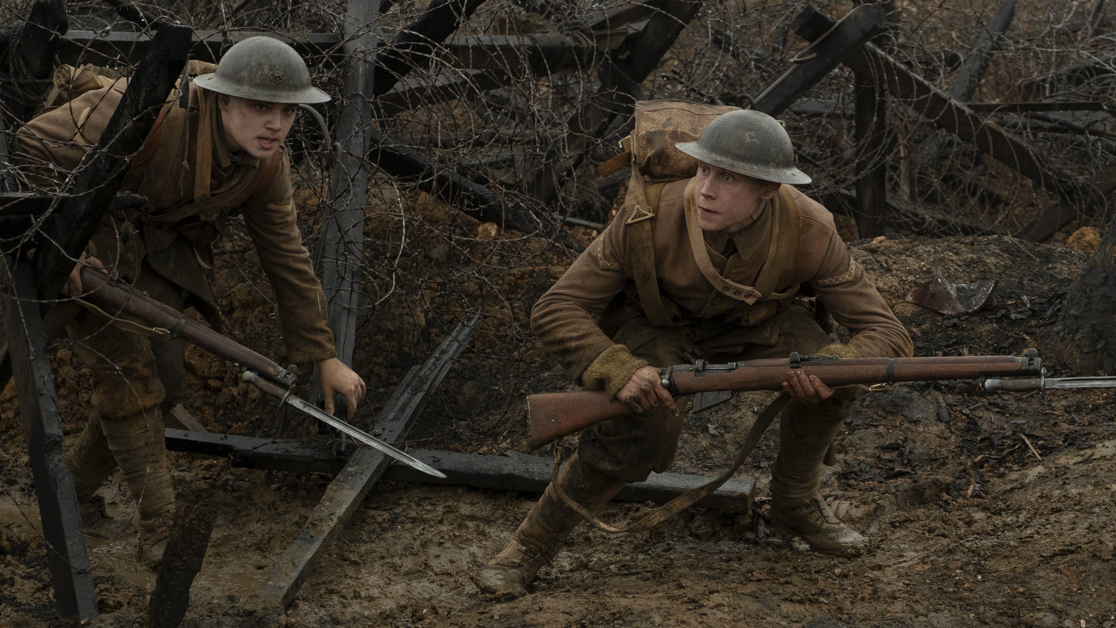 1917 pelicula 🎬 2020 Películas Ver películas en línea