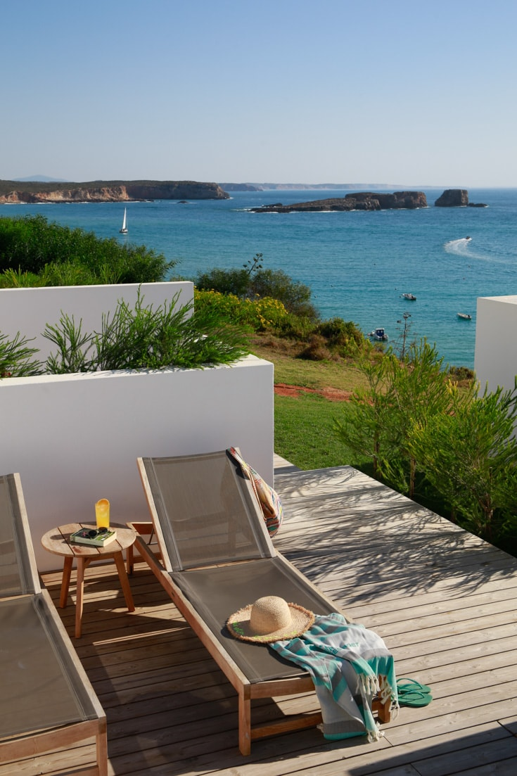 Memmo Baleeira A Beautiful Ocean View Hotel In Sagres Portugal In 2020 Ocean View Hotel Beautiful Ocean