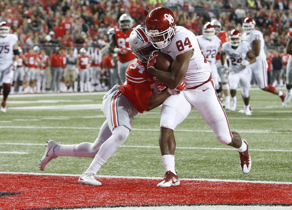 OUOhio State by the numbers Article Photos Football