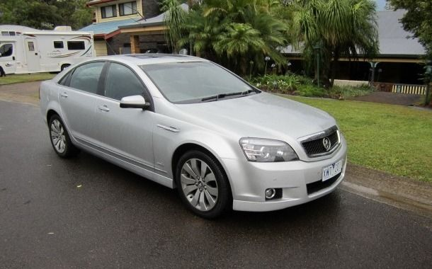 First Drive: 2012 Holden Caprice V Series II – Holding good on some fronts   BIKES & CARS ...