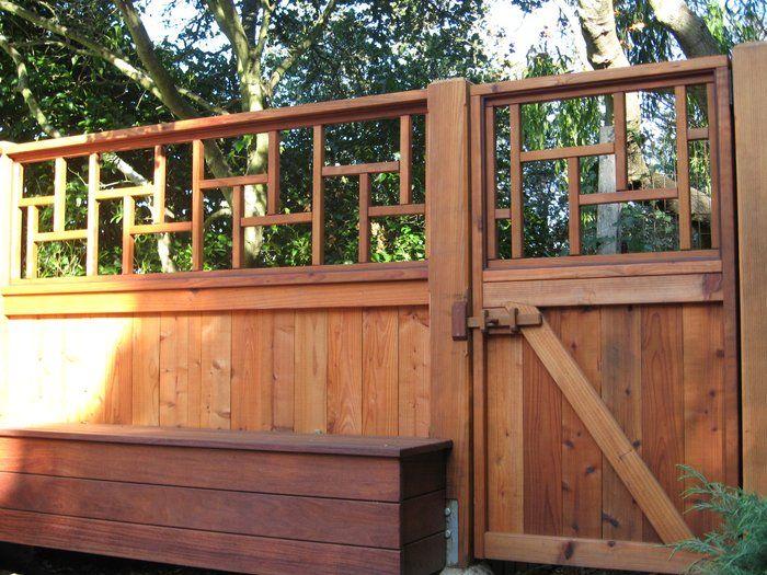 Design redwood fence google search sanda fence pinterest fences design redwood fence google search workwithnaturefo
