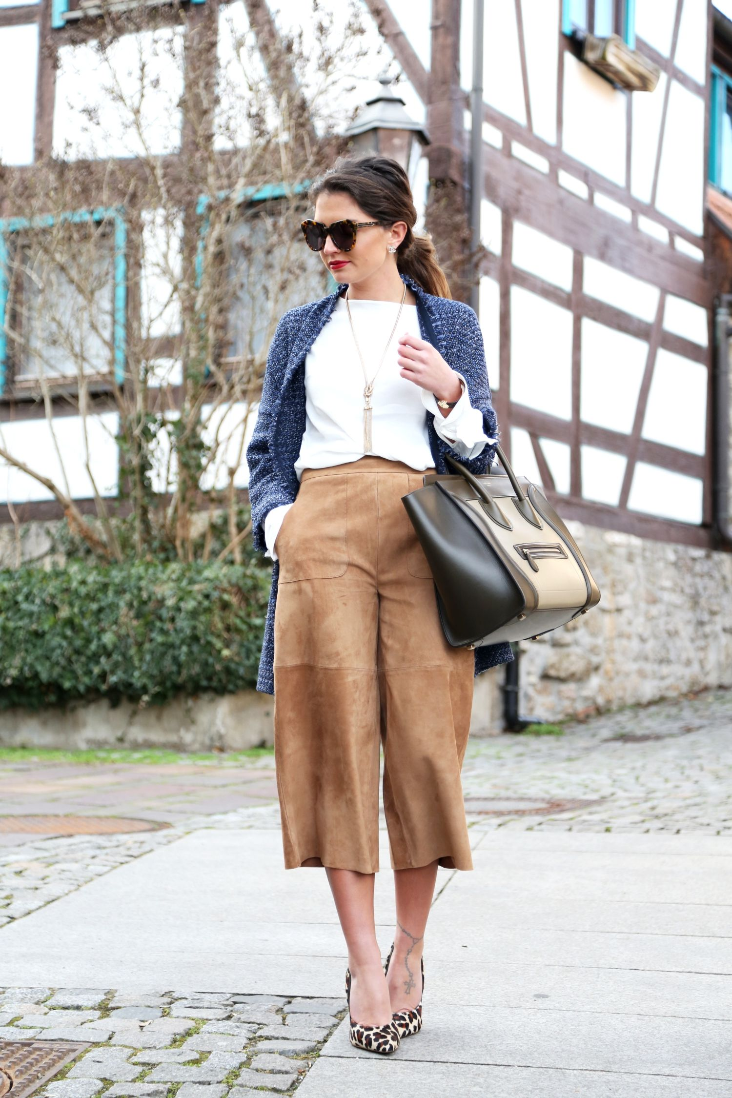 outfit-leather-culotte-fashionhippieloves-hallhuber