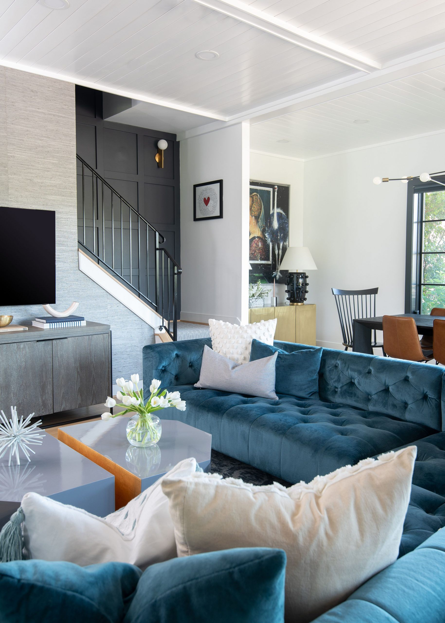 6 Living Room Layout Ideas That Always Work No Matter Your Square Footage  Hunkerfootage