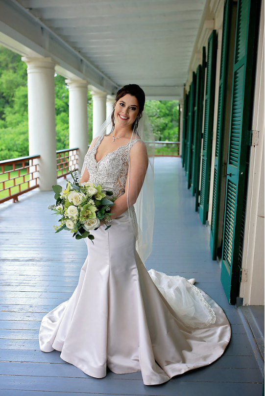 Lauren's Bridal Session Hope Photography NOLA Bridal