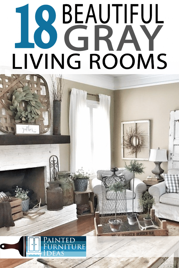 Pin On Decorating #painted #furniture #in #living #room