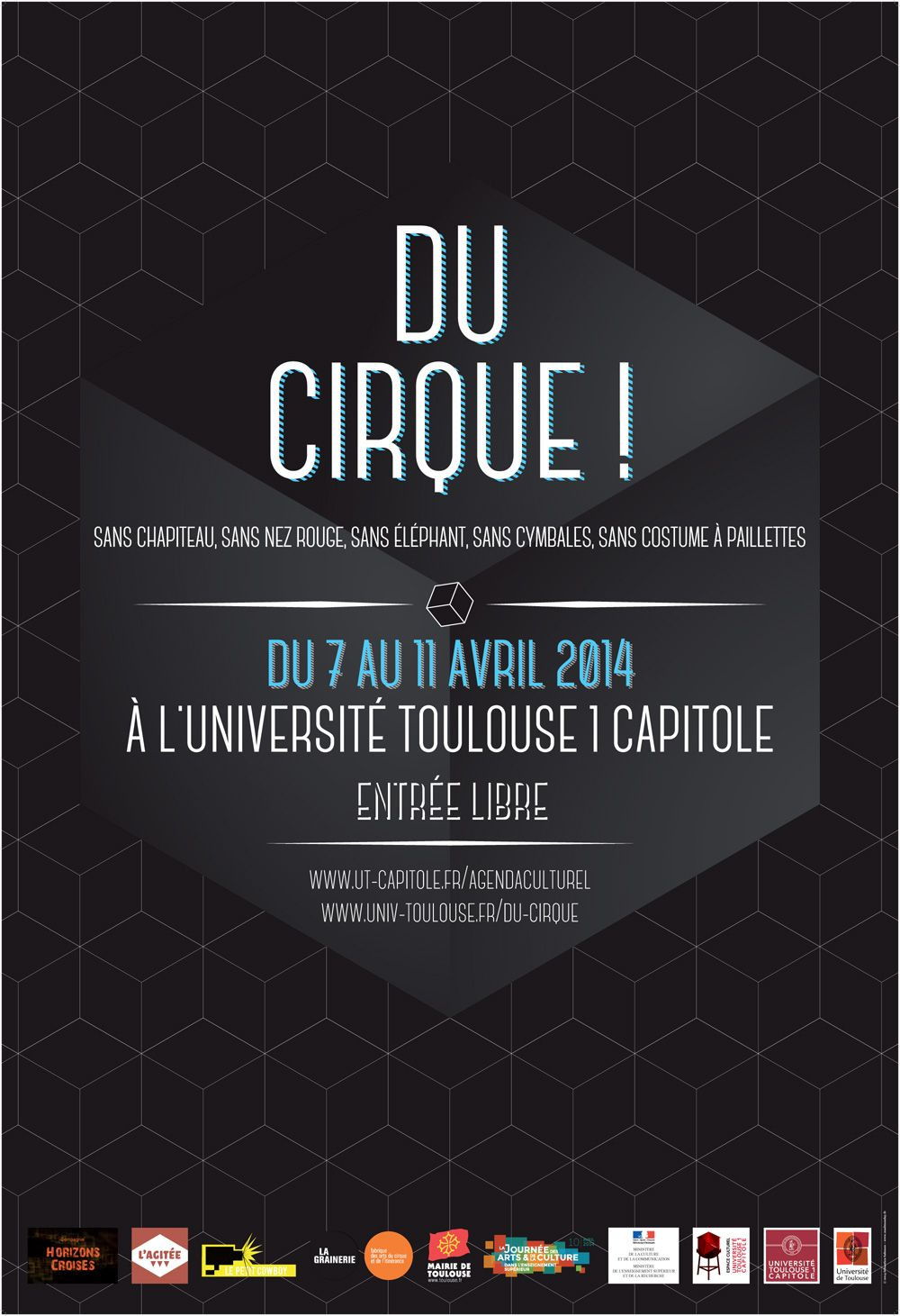 © Université Toulouse 1 Capitole Journée des arts et de la culture dans l'enseignement supérieur http://www.journee-arts-culture-sup.fr