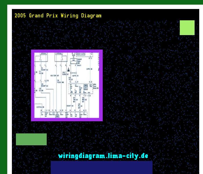 2005 Grand Prix Wiring Diagram  Wiring Diagram 174421