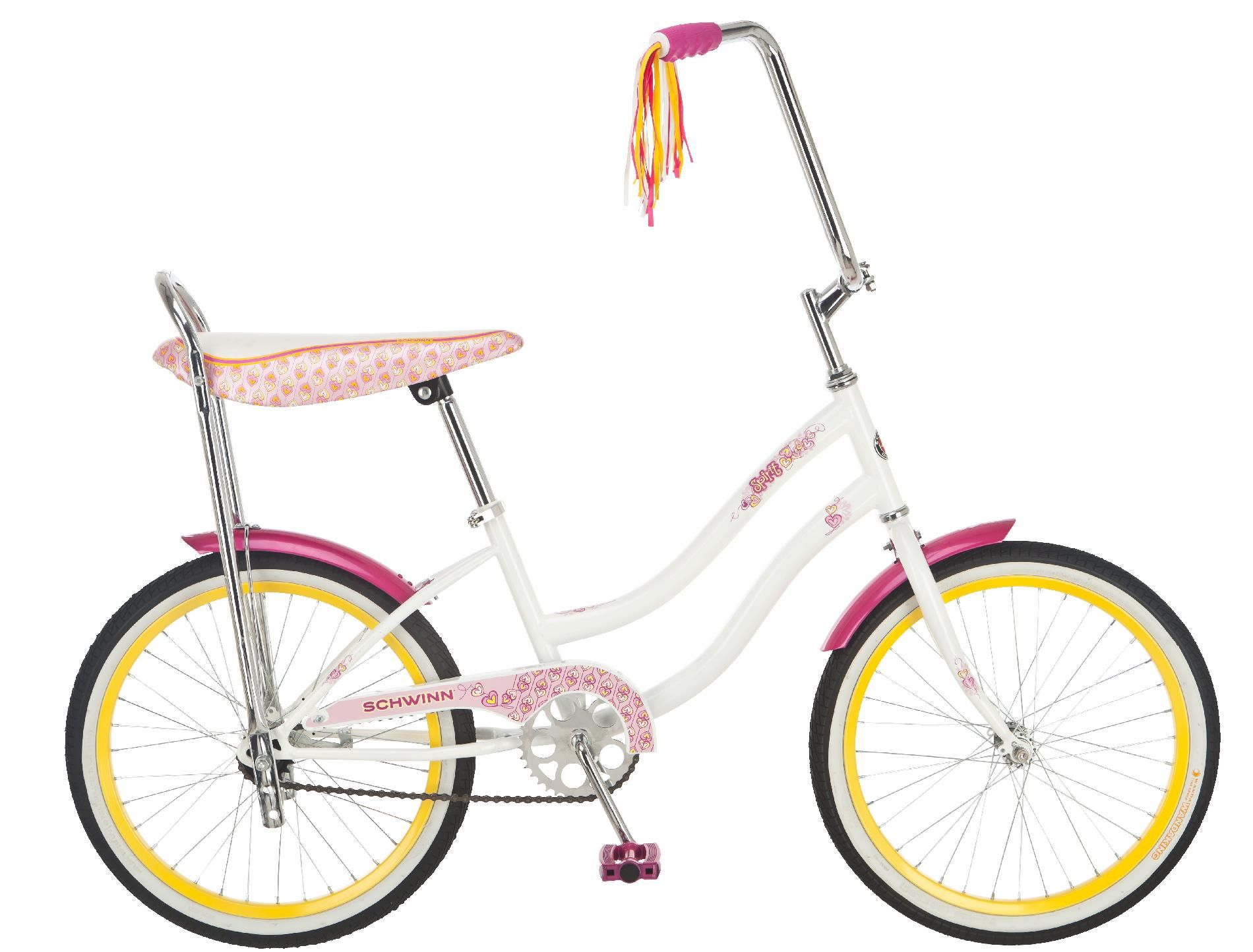 20 Girl S Spirit Bike Kmart Banana Seat Bike Schwinn Single