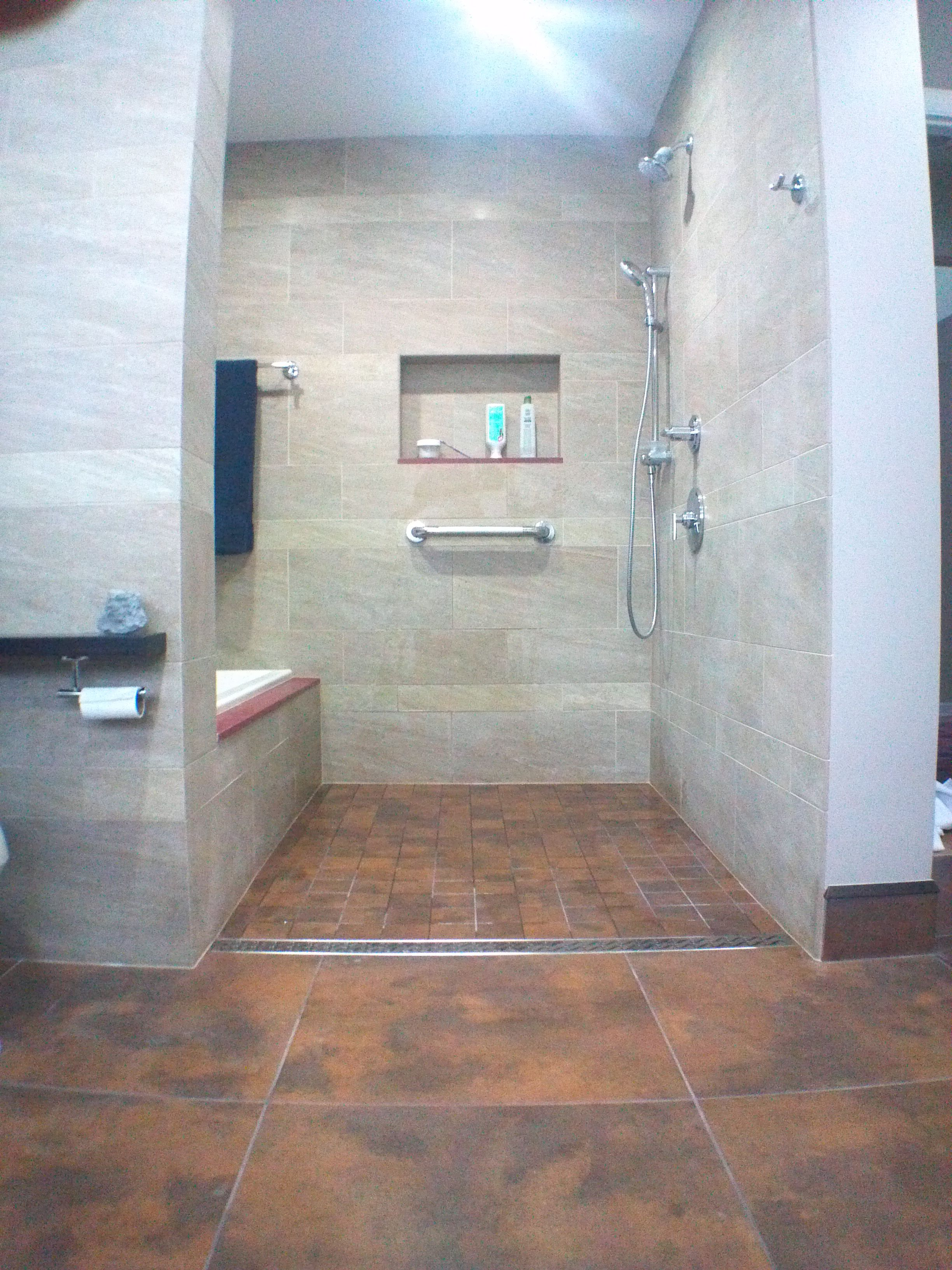 Bathtub Shower Combo Decor