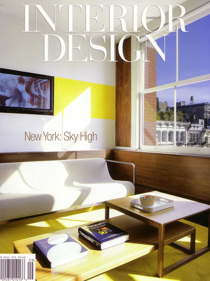 imagazines The USA is one of the largest markets of interior design