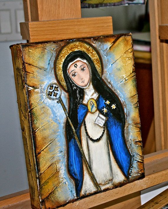 Special Custom Listing for Julie  Mixed Media by FlorLarios