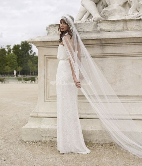 Amazing Boho Wedding Dresses With Sleeves ☆ See more: https