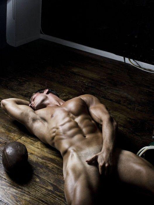 model Steve boyd nude male