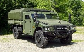 Sherpa Carrier Mack Defense Military Trucks