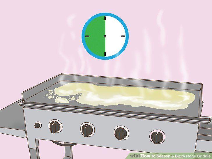 How to season a blackstone griddle in 2020 blackstone