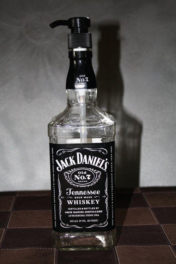 Jack Daniel S Dispenser Use For Dispensing Hand Soap Dish Soap