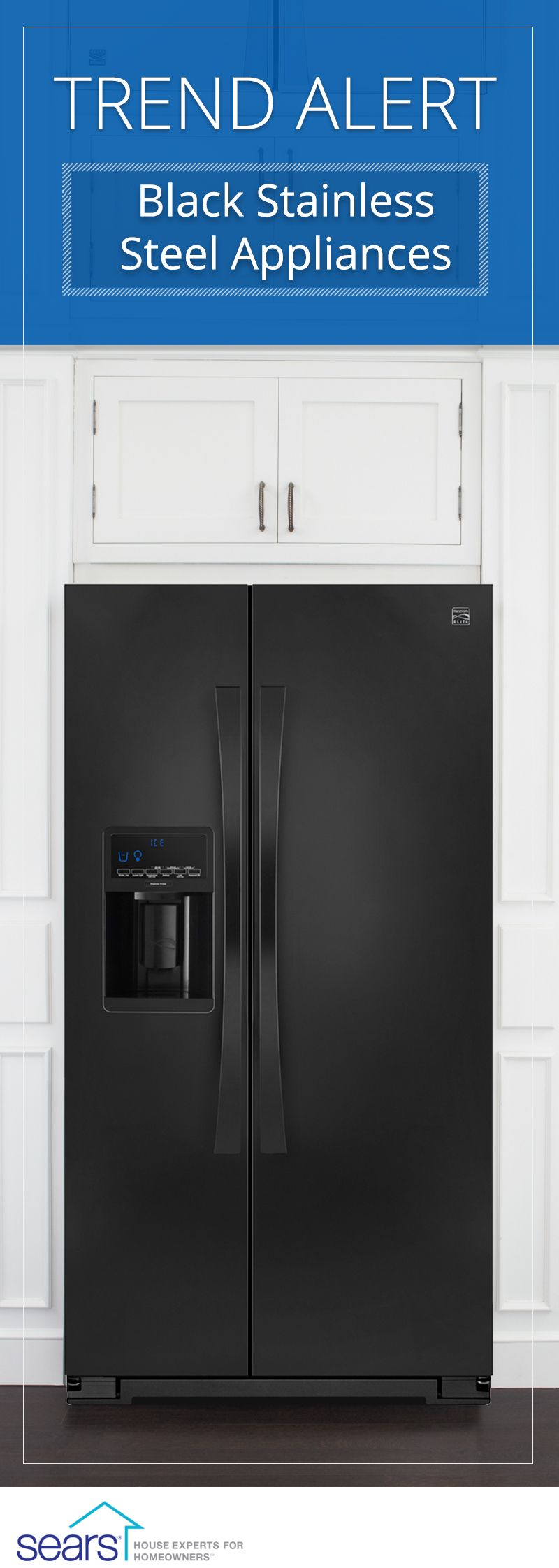 Give your kitchen a new sleek look with the latest appliance trend ...