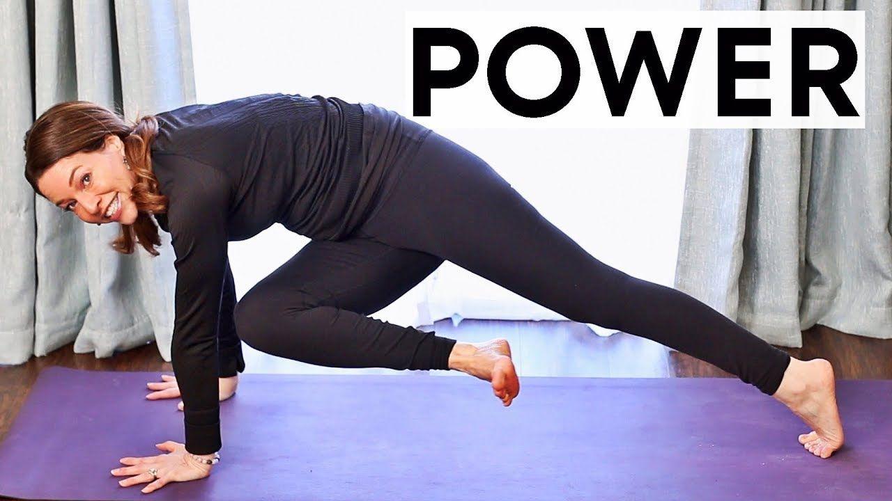 30 Minute Yoga (Power Vinyasa Flow)   Fightmaster Yoga