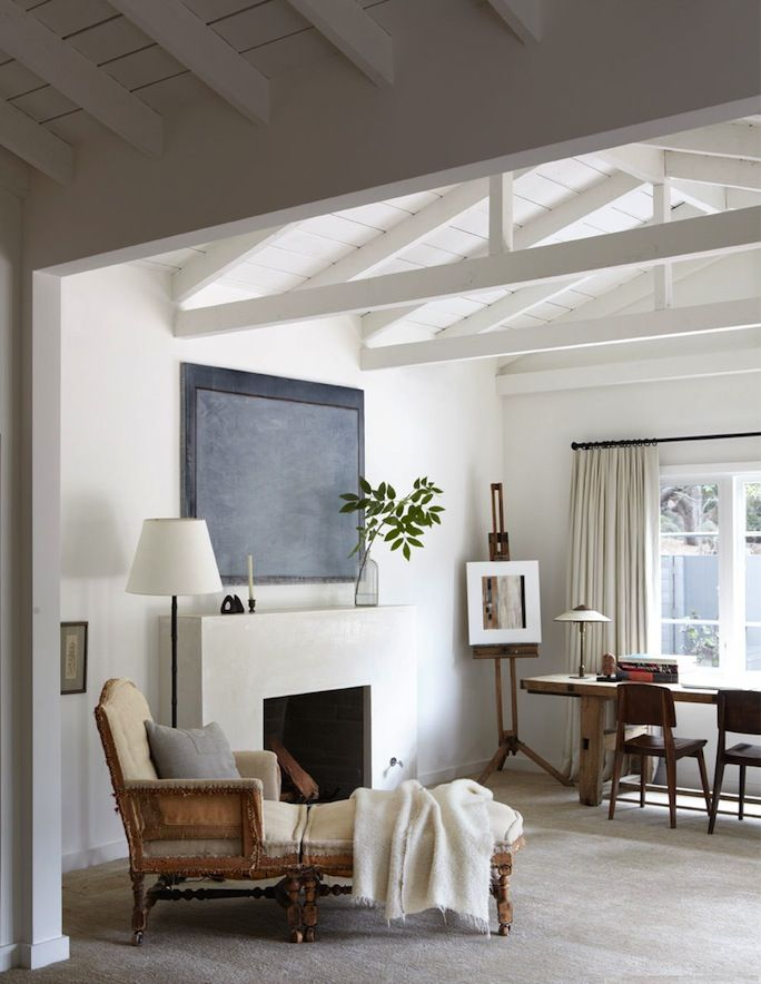 French By Design: House Tour : At Home With Ellen [DeGeneres] And Portia  [de Rossi]