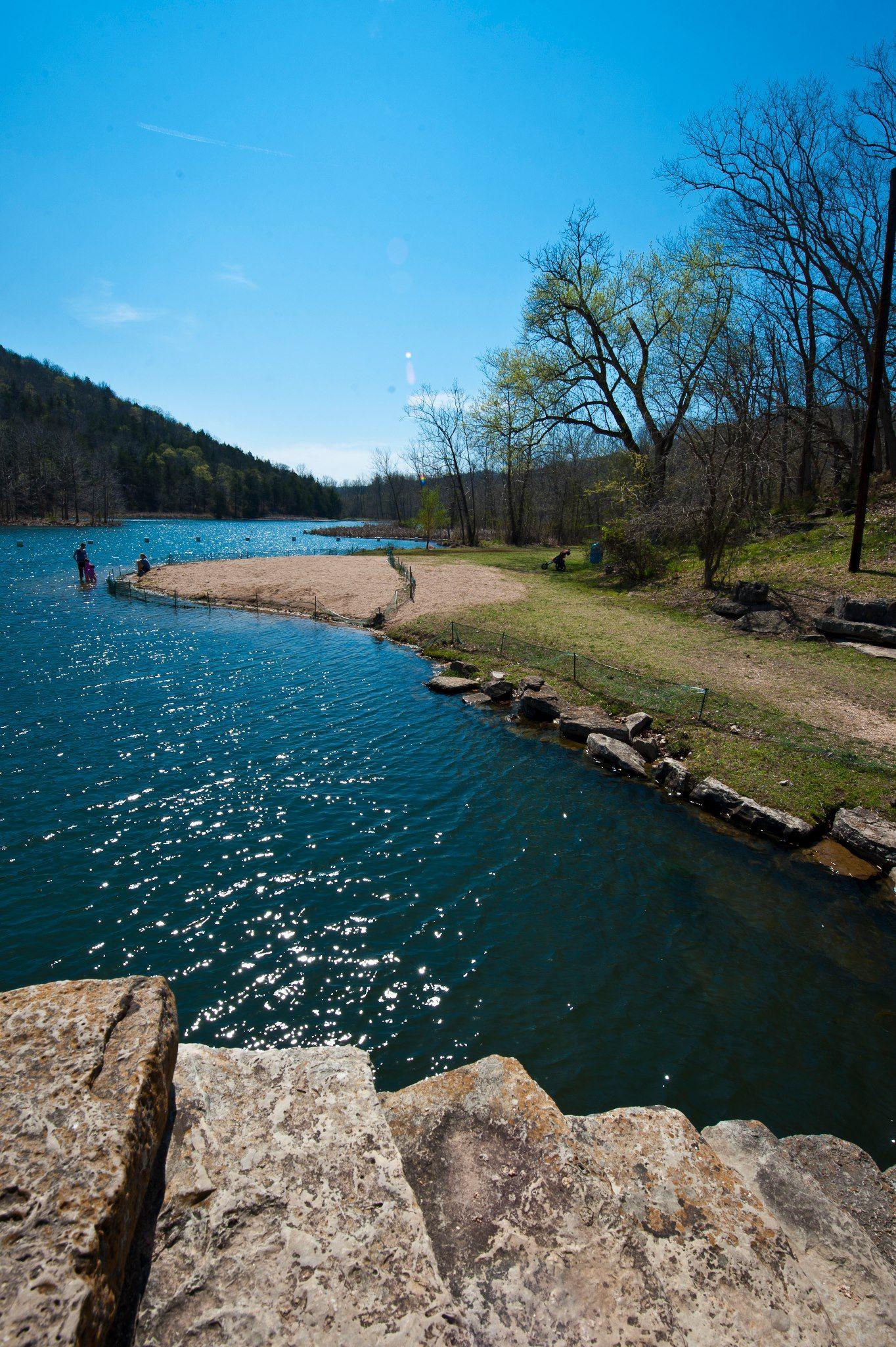 Lake Leatherwood City Park, Eureka Springs, Arkansas