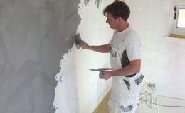 Stukadoor stucadoor stiens beton cire aanbrengen peter jansen