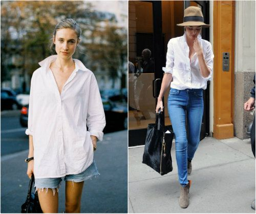 How To Style White Shirt | Is Shirt