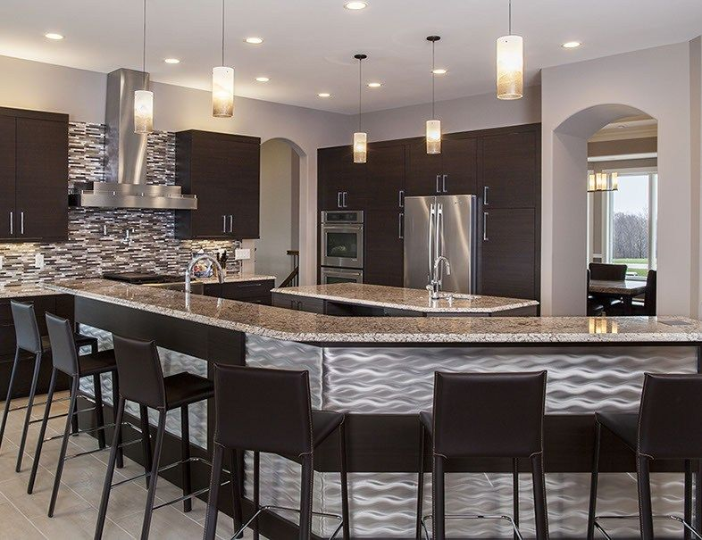 selective kitchen design semi custom cabinets in from Kitchen ...