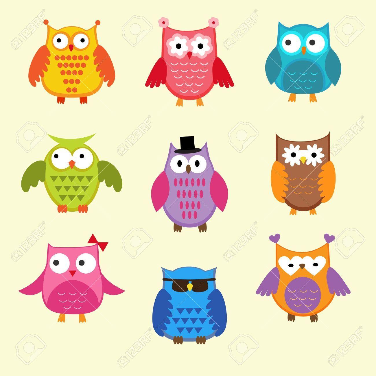 20+ Free Clipart Cute Owls