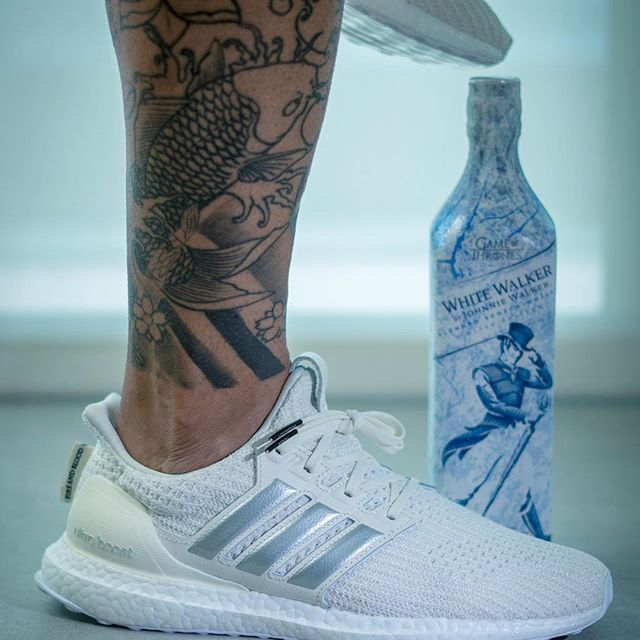 """ba4e29993 adidas UB 4.0 x Game Of Thrones """"Queen Daenerys"""" Releasing in 2019🐉⚔ 🗡  Highest quality shoe trees are made by Sole Trees."""